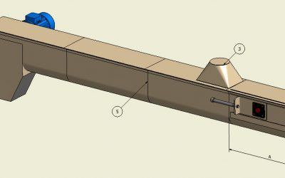 Paddle conveyors