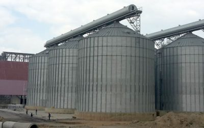 Animal feed processing plant in Venezuela