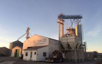 Expansion of a feed mill in Teruel
