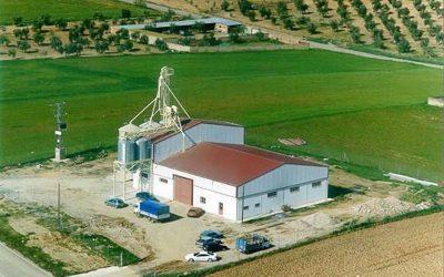 Usine d'aliments pour animaux à Badajoz, Espagne