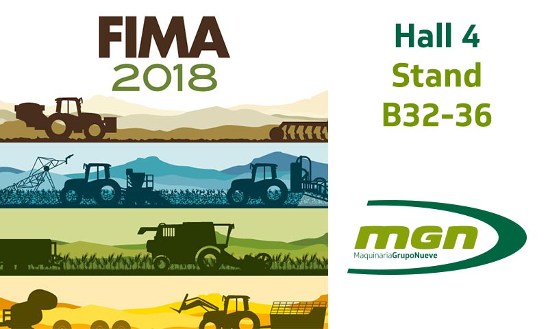 We'll be showcasing our feed milling systems at FIMA Zaragoza