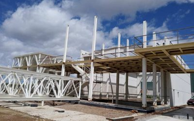 New Cattle Feed Plant in Navarra, Spain